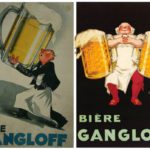 Anciennes affiches Gangloff